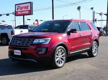 2017_Ford_Explorer_Limited_ Weslaco TX