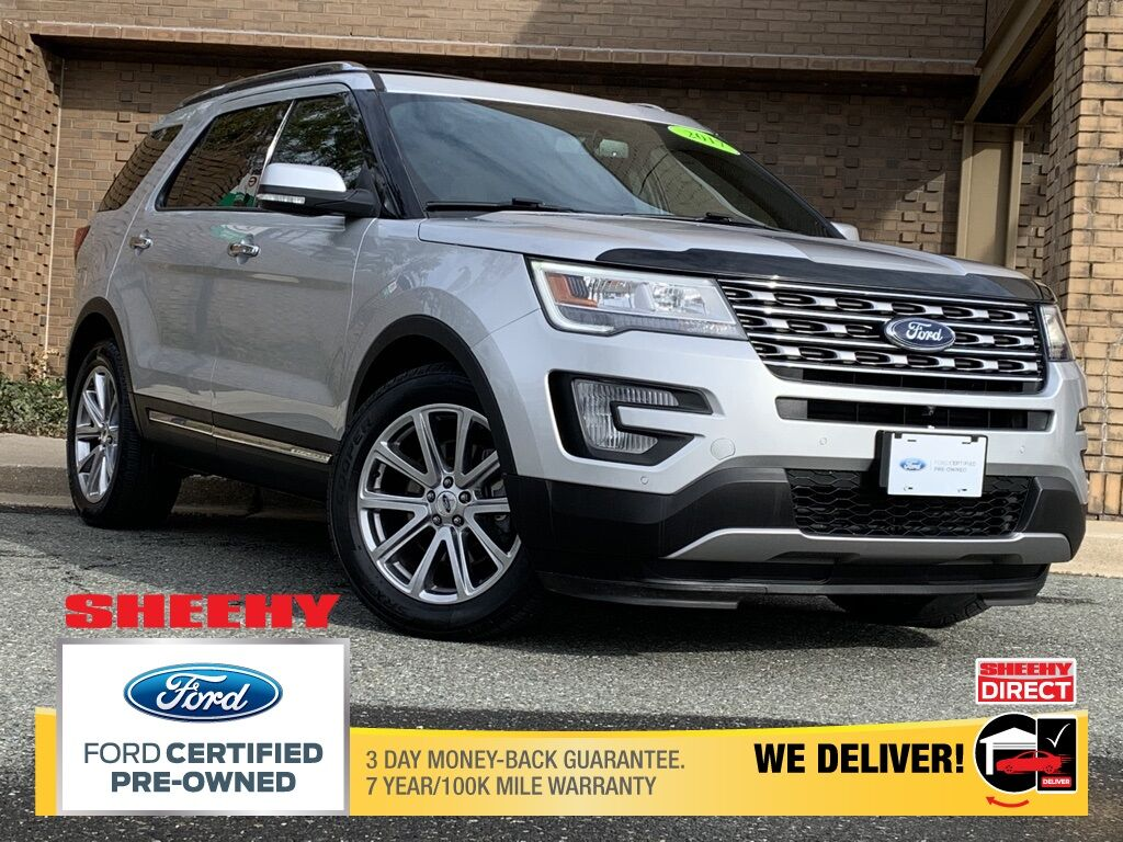 2017 Ford Explorer Limited Gaithersburg MD