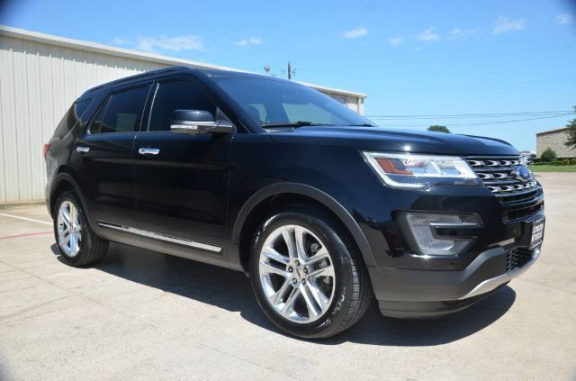 2017 Ford Explorer Limited Wylie TX
