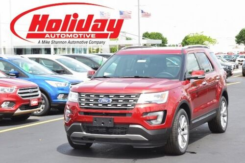 2017_Ford_Explorer_Limited_ Fond du Lac WI