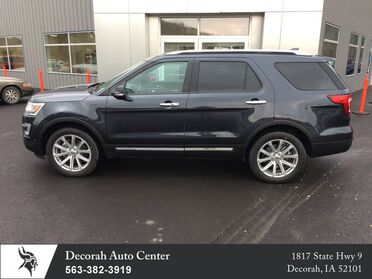 2017_Ford_Explorer_Limited_ Decorah IA
