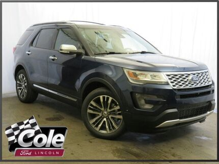 2017_Ford_Explorer_Platinum 4WD_ Southwest MI