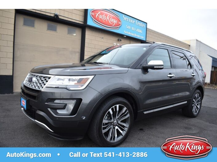 2017 Ford Explorer Platinum 4WD Bend OR