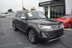 2017_Ford_Explorer_Platinum 4WD_ Rocky Mount NC