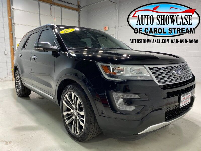 2017 Ford Explorer Platinum Carol Stream IL
