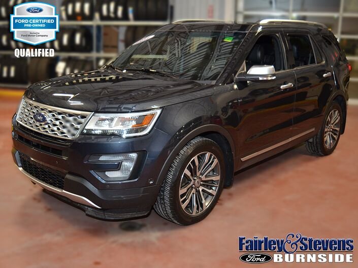 2017 Ford Explorer Platinum Dartmouth NS