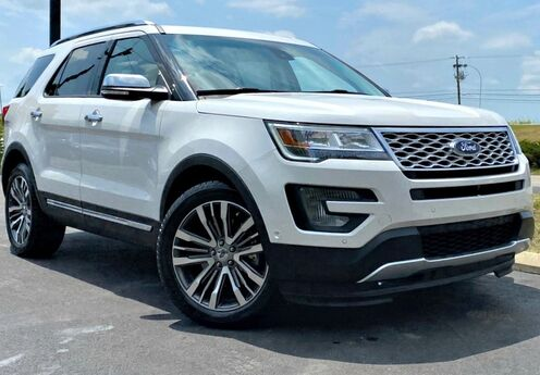 2017 Ford Explorer Platinum Georgetown KY