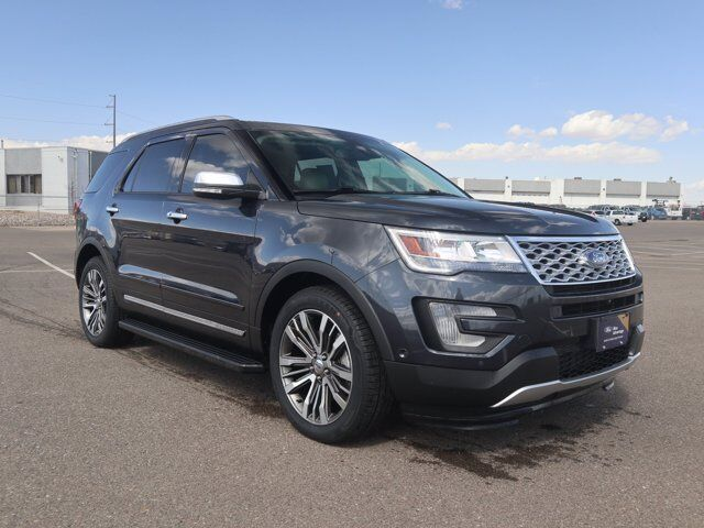 2017 Ford Explorer Platinum Grand Junction CO