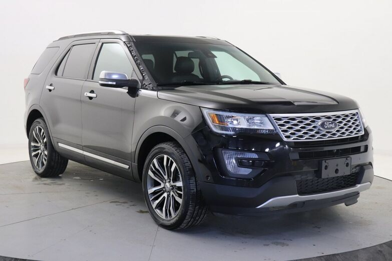 2017 Ford Explorer Platinum Sherwood Park AB