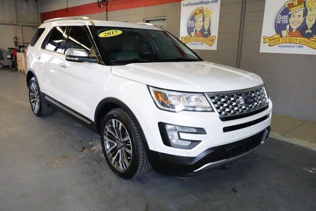 2017 Ford Explorer Platinum Winter Haven FL