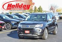 Ford Explorer Platinum 2017