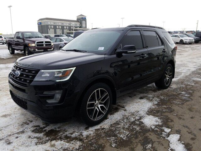 2017 Ford Explorer SPORT AWD WITH LEATHER ROOF AND NAVIGATION Calgary AB