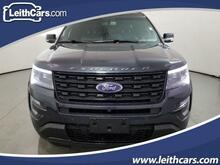 2017_Ford_Explorer_Sport 4WD_ Cary NC