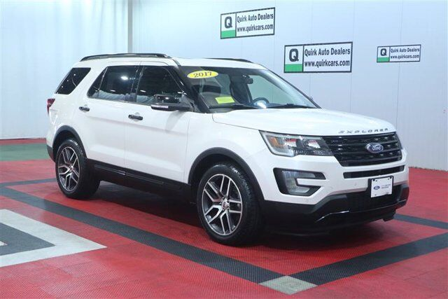 2017 Ford Explorer Sport 4WD Quincy MA