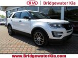2017 Ford Explorer Sport 4WD SUV,