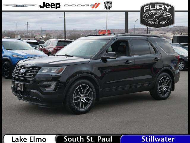2017 Ford Explorer Sport 4WD St. Paul MN