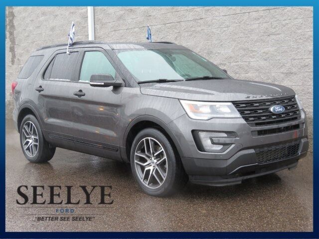 2017 Ford Explorer Sport Battle Creek MI