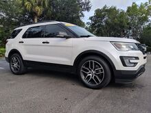 2017_Ford_Explorer_Sport_ Fort Pierce FL