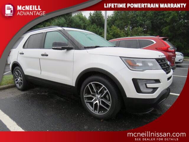 2017 Ford Explorer Sport High Point NC