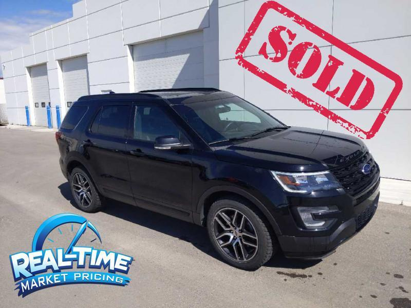 2017_Ford_Explorer_Sport_ High River AB
