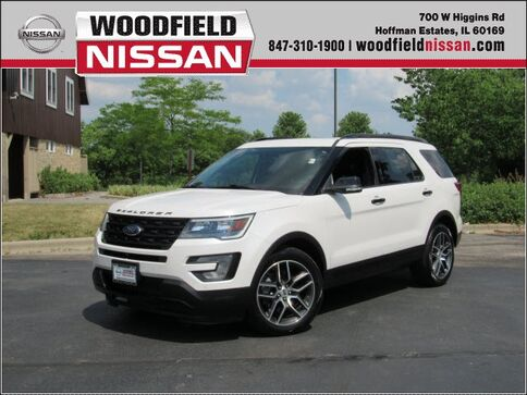 2017_Ford_Explorer_Sport_ Hoffman Estates IL