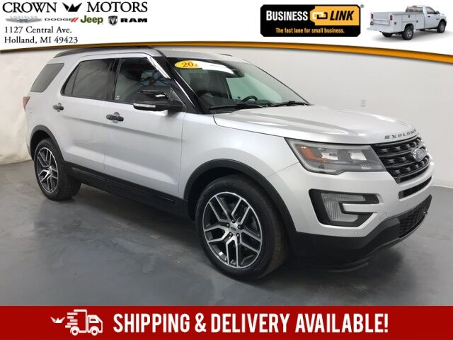 2017 Ford Explorer Sport Holland MI