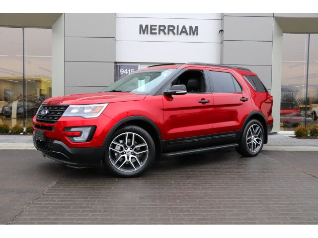 2017 Ford Explorer Sport Merriam KS