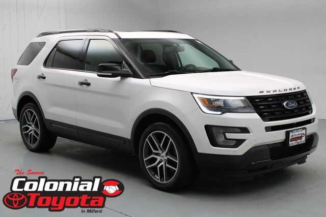 2017 Ford Explorer Sport Milford CT
