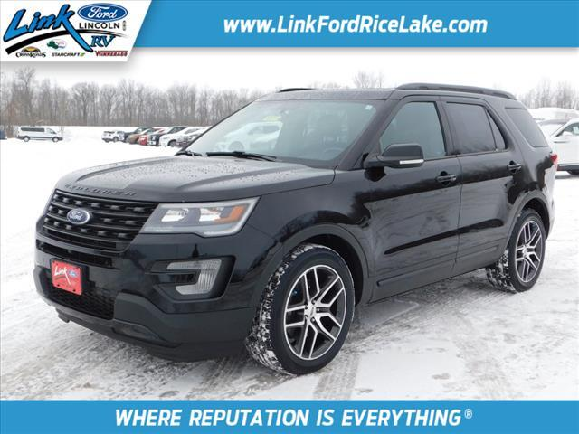 2017 Ford Explorer Sport Rice Lake WI