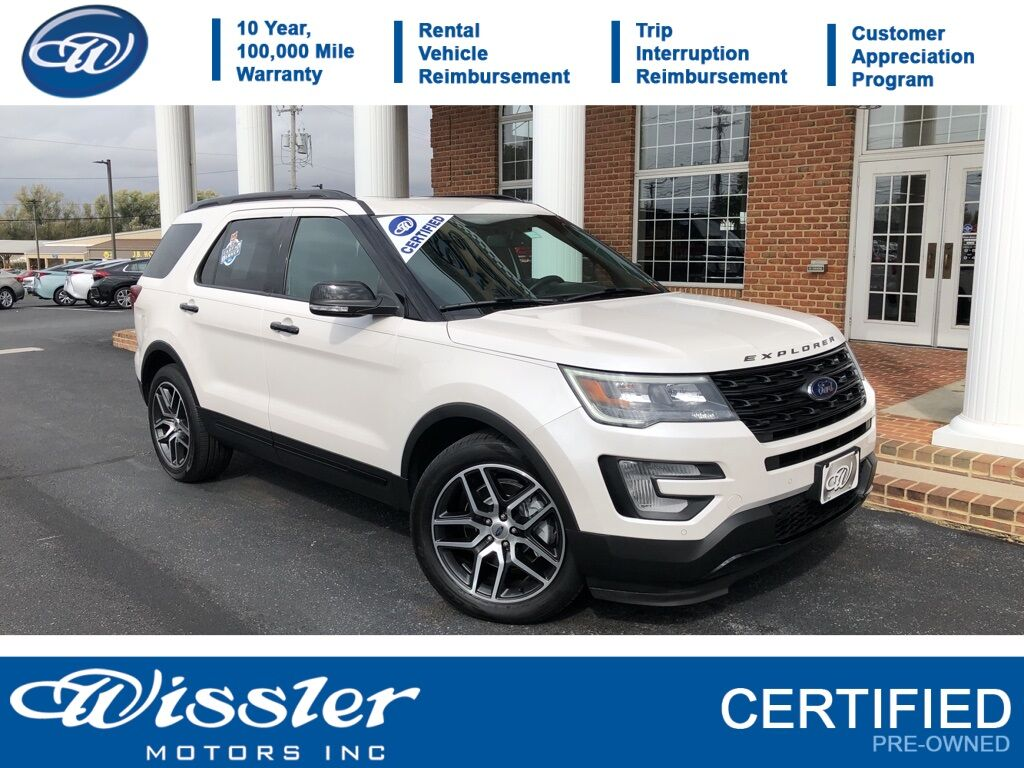 2017 Ford Explorer Sport Mount Joy PA