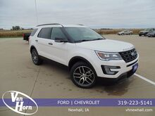 2017_Ford_Explorer_Sport_ Newhall IA
