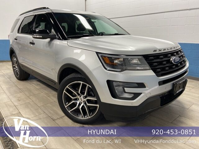 2017 Ford Explorer Sport Plymouth WI