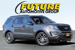 2017_Ford_Explorer_Sport_ Roseville CA
