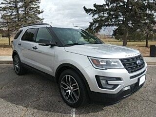 2017_Ford_Explorer_Sport_ Santa Fe NM