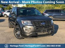 2017 Ford Explorer Sport South Burlington VT