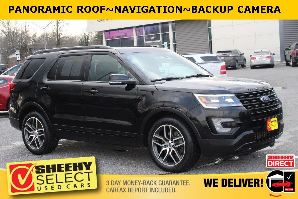 2017 Ford Explorer Sport Suitland MD