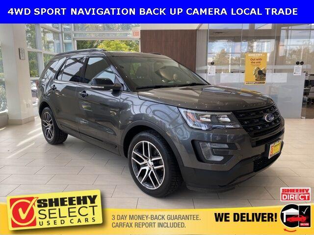 2017 Ford Explorer Sport Chantilly VA