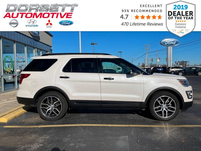 2017 Ford Explorer Sport Marshall IL