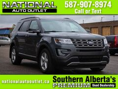 2017 Ford Explorer XLT - CLEAN CARFAX - HEATED CLOTH SEATS