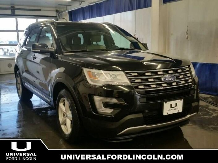 2017 Ford Explorer XLT  - Certified Calgary AB