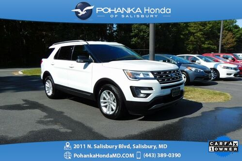 2017_Ford_Explorer_XLT ** GUARANTEED FINANCING ** ONE OWNER **_ Salisbury MD