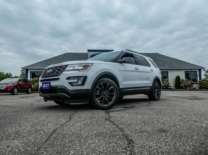 2017 Ford Explorer XLT- LEATHER- NAVIGATION- HEATED SEATS- BACKUP CAMERA Essex ON