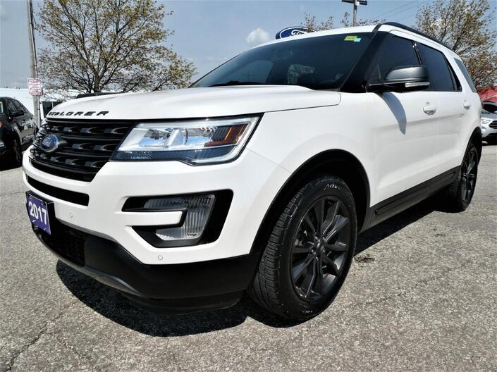 2017 Ford Explorer XLT | Navigation | Power Lift Gate | Sunroof Essex ON