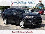 2017 Ford Explorer XLT 1 OWNER CLEAN CARFAX 3RD ROW 18