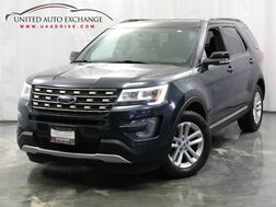 2017_Ford_Explorer_XLT / 2.3L Engine / Parking Aid With Rear View Camera_ Addison IL
