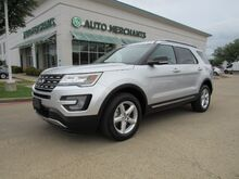 2017_Ford_Explorer_XLT 4WD 3.5L 6CYL AUTOMATIC, LEATHER SEATS, NAVIGATION, BACKUP CAMERA, HEATED FRONT SEATS_ Plano TX