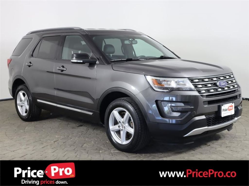 2017 Ford Explorer XLT 4WD Ecoboost w/Nav/Heated Leather Maumee OH