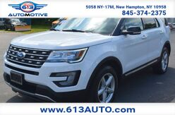 2017_Ford_Explorer_XLT 4WD_ Ulster County NY