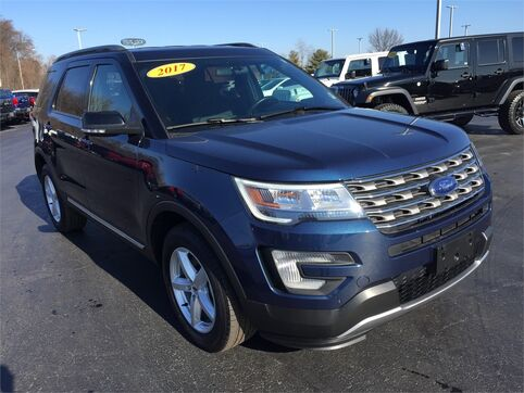 2017_Ford_Explorer_XLT 4WD_ Evansville IN