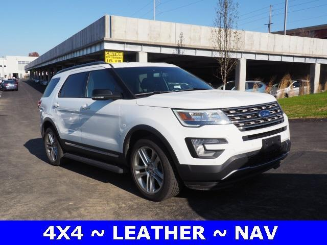 2017 Ford Explorer XLT 4WD Mars PA